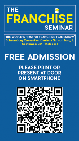 Franchise Show Free Admission